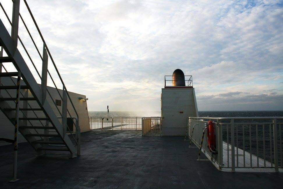 rotta sul mar baltico