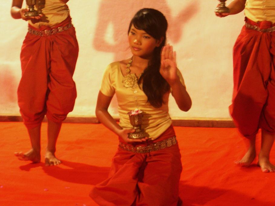 cambogia sorriso khmer