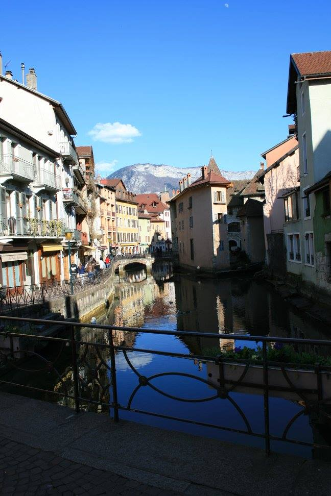 weekend ad annecy