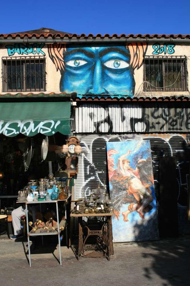 street art atene